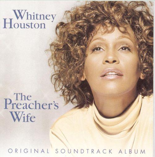 The Preacher's Wife [CD] 28419576