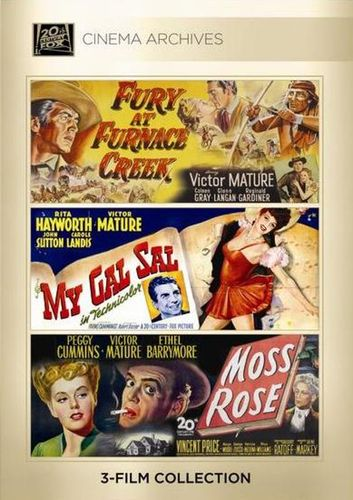 Victor Mature 3-Film Collection [3 Discs] [DVD] 28442226