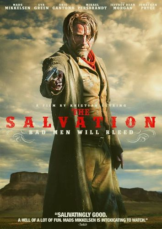 The Salvation [DVD] [2014]...