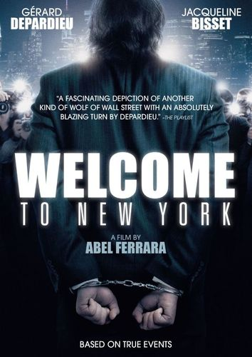 Welcome to New York [DVD] [2014] 28443375