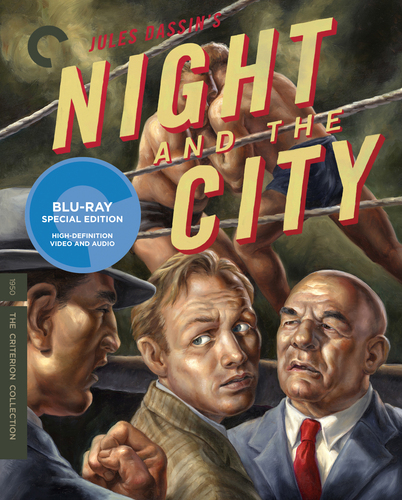 Night and the City [Criterion Collection] [Blu-ray] [1950] 28460217