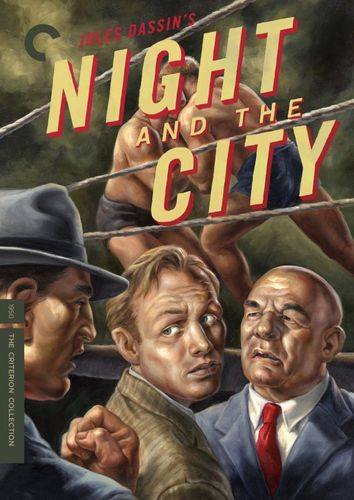 Night and the City [Criterion Collection] [2 Discs] [DVD] [1950] 28460226