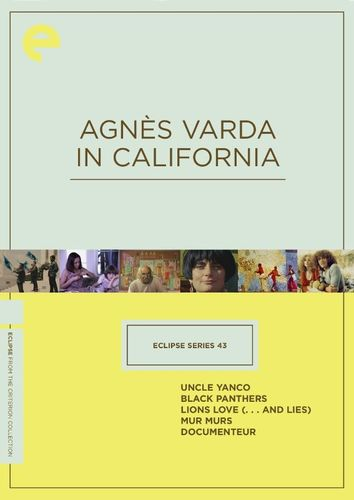 Agnès Varda in California: Eclipse Series 43 [Criterion Collection] [DVD]