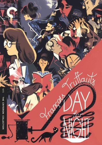 Day for Night [Criterion Collection] [2 Discs] [DVD] [1973] 28460303