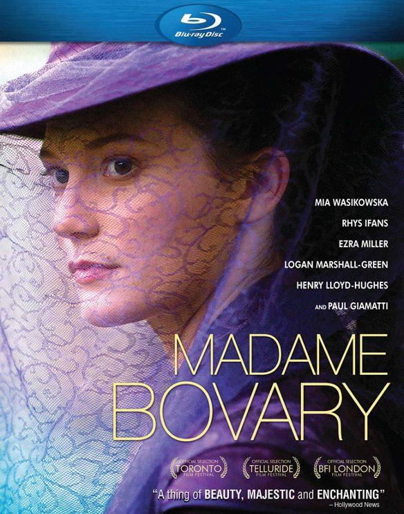 Madame Bovary [Blu-ray] [2014] 28464144