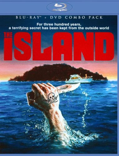 The Island [2 Discs] [DVD/Blu-ray] [Blu-ray/DVD] [1980] 2848018