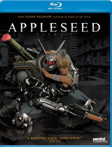 Appleseed [2 Discs] [Blu-ray/DVD] [2004] 28489744