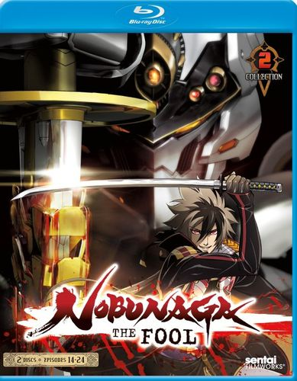 Nobunaga the Fool: Collection 2 [2 Discs] [Blu-ray] 28489926
