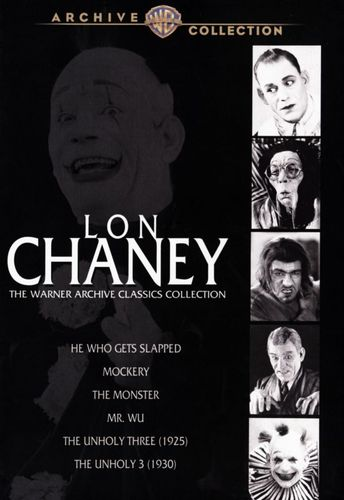 Lon Chaney: The Warner Archives Classics Collection [6 Discs] [DVD] 28491742