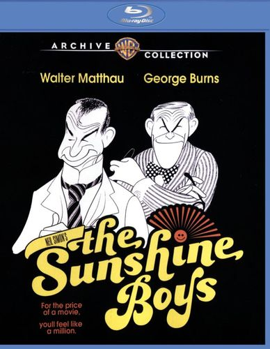 The Sunshine Boys [Blu-ray] [1975] 28492206