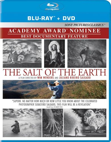 The Salt of the Earth [2 Discs] [Blu-ray/DVD] [2014] 28508235