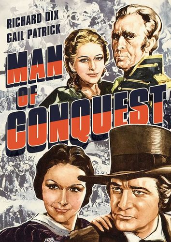 Man of Conquest [DVD] [1939] 28572205