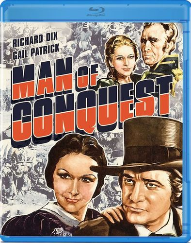 Man of Conquest [Blu-ray] [1939] 28572214