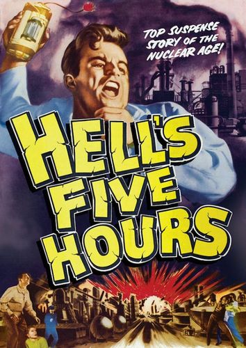 Hell's Five Hour [DVD] [1958] 28573318