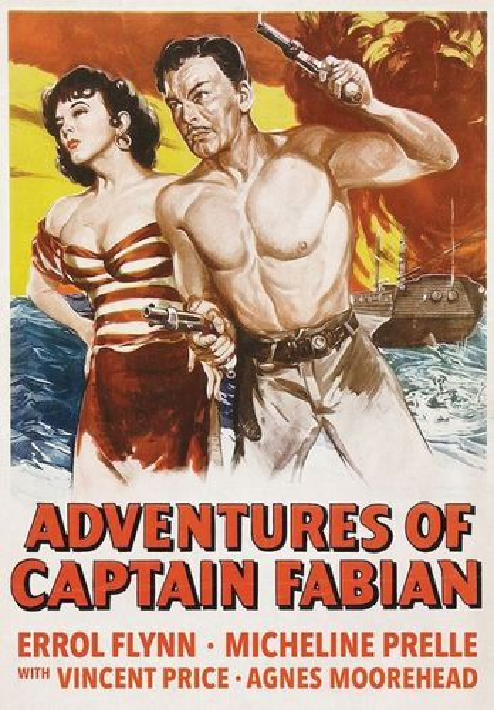 Adventures of Captain Fabian [DVD] [1951] 28573336