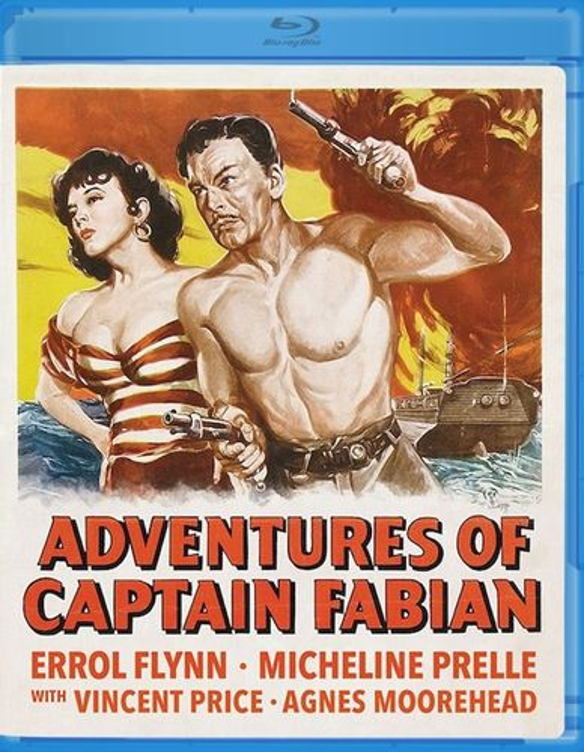 Adventures of Captain Fabian [Blu-ray] [1951] 28573345