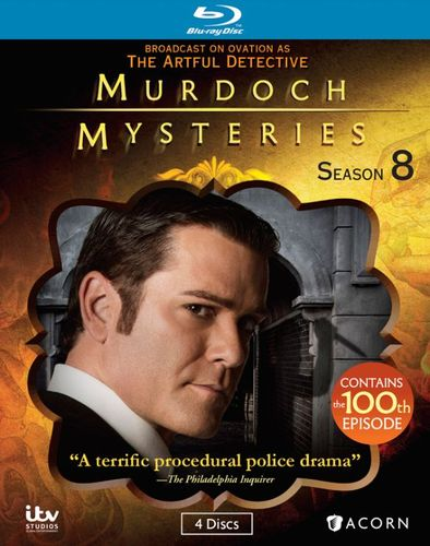 Murdoch Mysteries: Season 8 [Blu-ray] 28591242