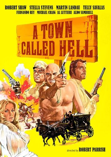 A Town Called Hell [DVD] [1971] 28609279