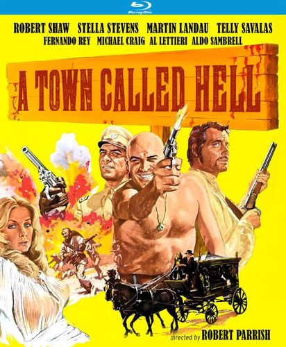 A Town Called Hell [Blu-ray] [1971] 28609356