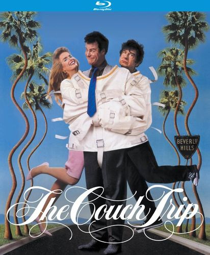 The Couch Trip [Blu-ray] [1988] 28609392