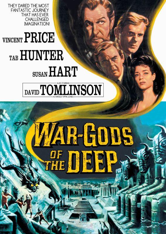 War-Gods of the Deep [DVD] [1965] 28610229