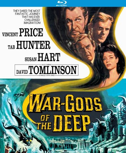 War-Gods of the Deep [Blu-ray] [1965] 28610283
