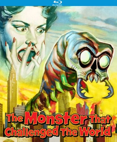 The Monster That Challenged the World [Blu-ray] [1957] 28610292