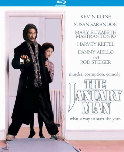 The January Man [Blu-ray] [1989] 28610315