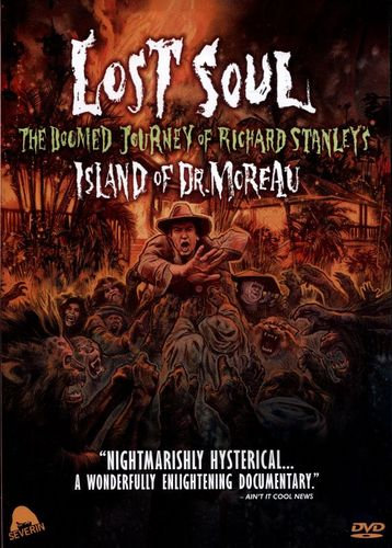 Lost Soul: The Doomed Journey of Richard Stanley's Island of Dr. Moreau [DVD] [2014] 28617231