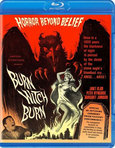 Burn, Witch, Burn [Blu-ray] [1962] 28618189