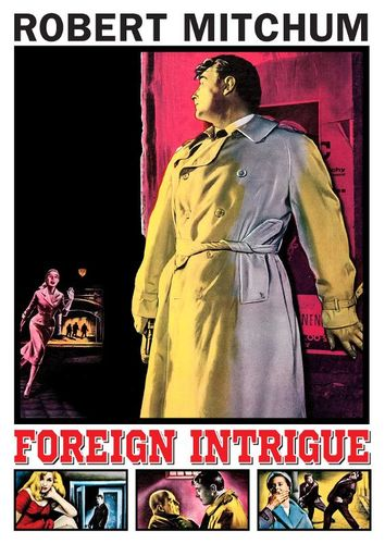 Foreign Intrigue [DVD] [1956] 28618198