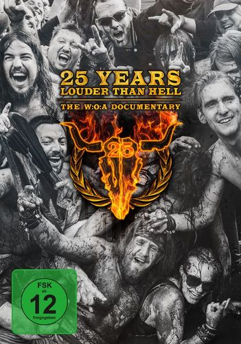 25 Years Louder Than Hell: The W:O:A Documentary [DVD] 28628544