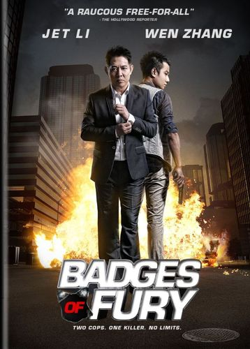 Badges of Fury [DVD] [2013] 2865211