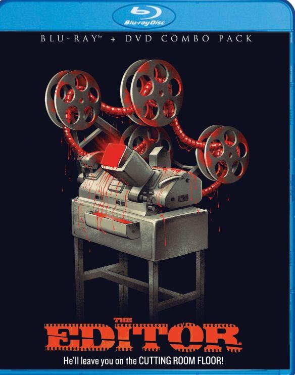 The Editor [Blu-ray] [2 Discs] [2014] 28666314