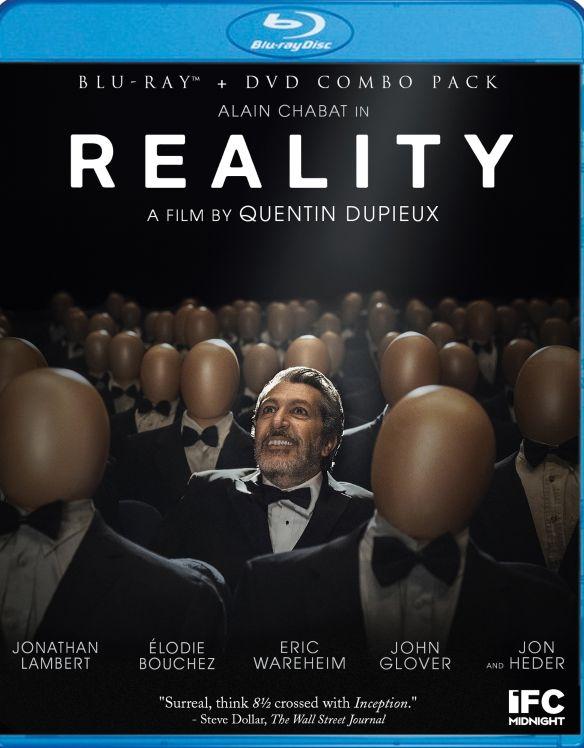Reality [Blu-ray] [2 Discs] [2014] 28666341