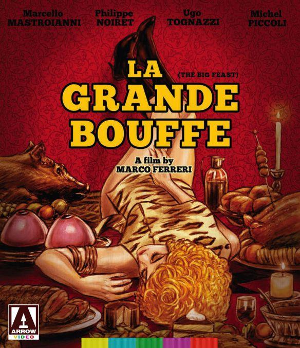La Grande Bouffe [Blu-ray/DVD] [2 Discs] [1973] 28682423