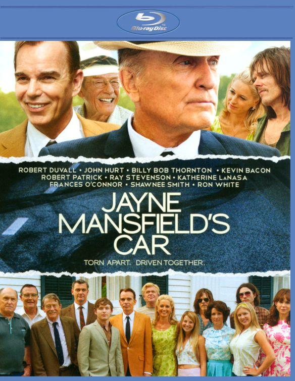 Jayne Mansfield's Car [Blu-ray] [2012] 2868544