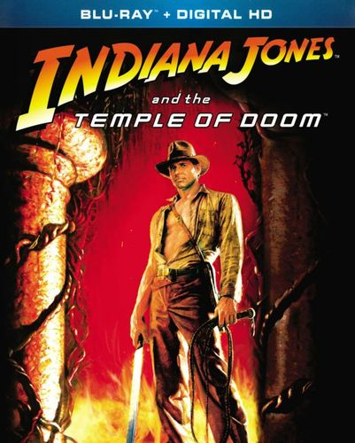 Indiana Jones and the Temple of Doom [Blu-ray] [1984] 2868671