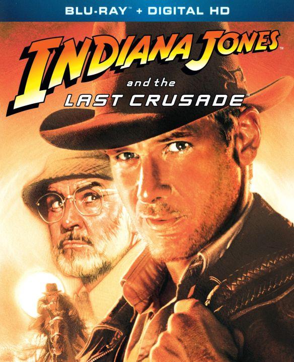 Indiana Jones and the Last Crusade [Blu-ray] [1989] 2868708