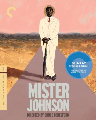 Mister Johnson [Criterion Collection] [Blu-ray] [1991] 28710219