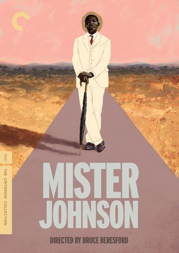 Mister Johnson [Criterion Collection] [DVD] [1991] 28710228