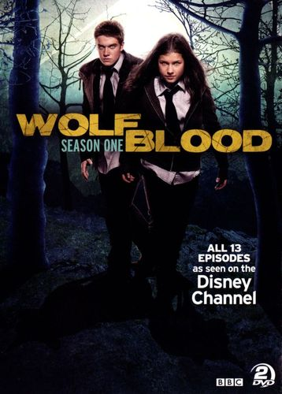 Wolfblood: Season 1 [2 Discs] [DVD] 2871068
