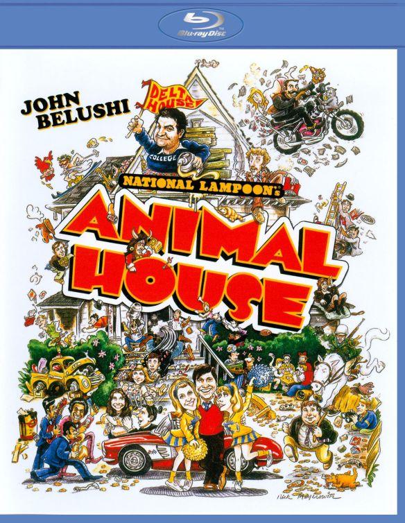 National Lampoon's Animal House [Blu-ray] [1978] 2871158