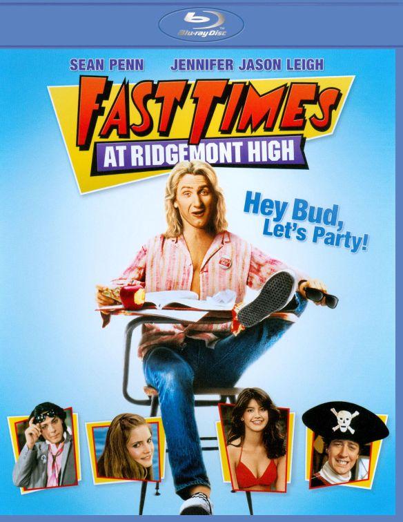 Fast Times at Ridgemont High [Blu-ray] [1982] 2871194