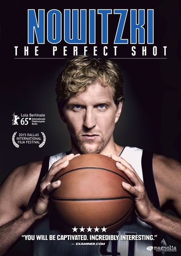 Nowitzki: The Perfect Shot [DVD] [2014] 28717353