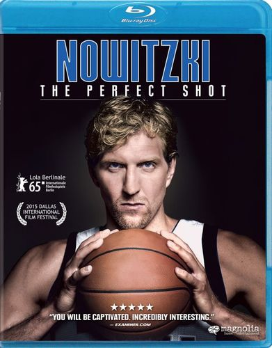 Nowitzki: The Perfect Shot [Blu-ray] [2014] 28717362