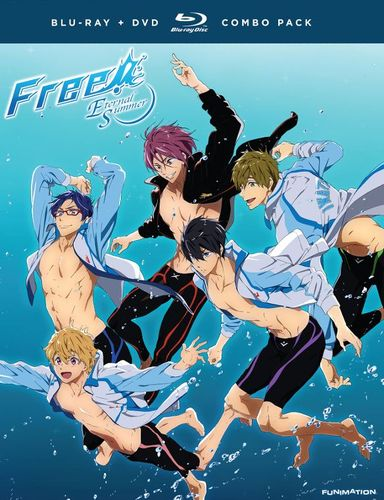 Free! Eternal Summer - Season 2 [Blu-ray/DVD] [4 Discs] 28724197