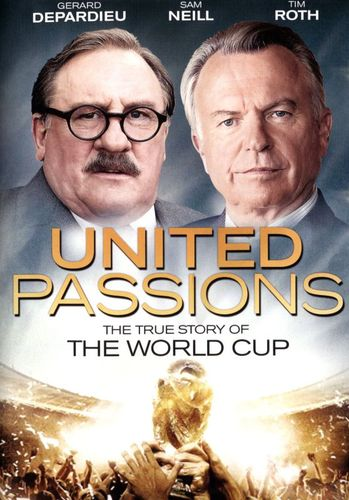United Passions [DVD] [2014] 28727437