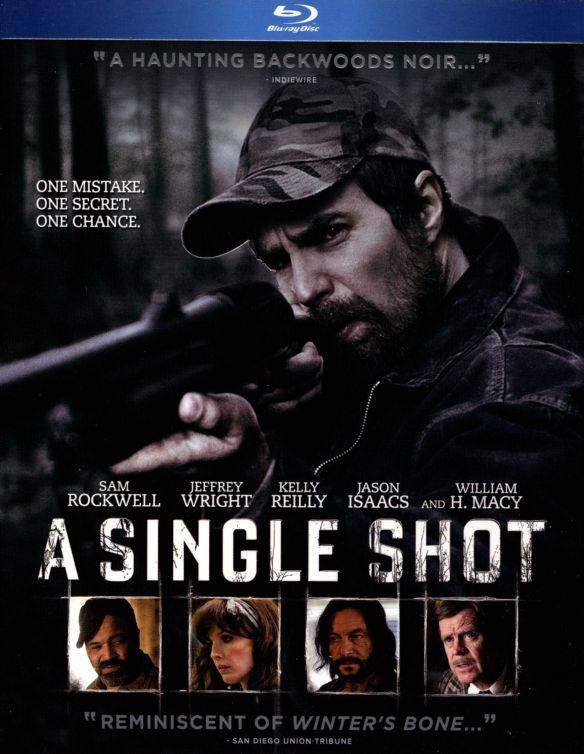 A Single Shot [Blu-ray] [2013] 2873903