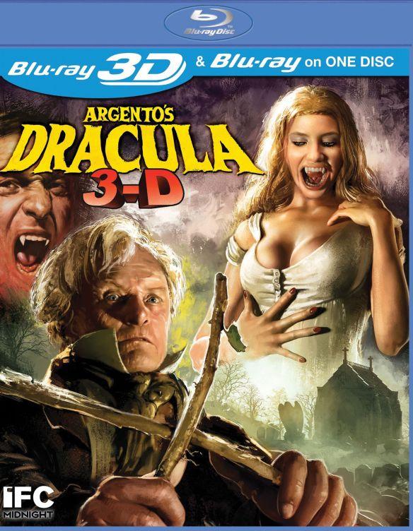 Argento's Dracula 3-D [3D] [Blu-ray] [Blu-ray/Blu-ray 3D] [2012] 2873912
